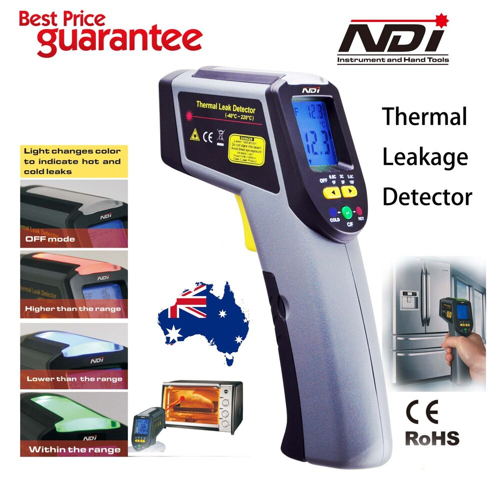 Infrared Thermometer Leak Detector Air Conditioner