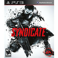 Syndicate PS3 Game; Fast Shipping Freebies