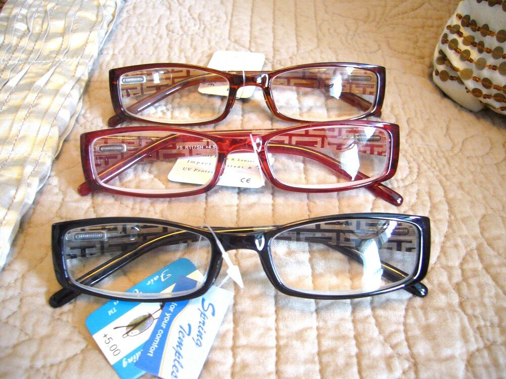 or quot high strength quot reading glasses