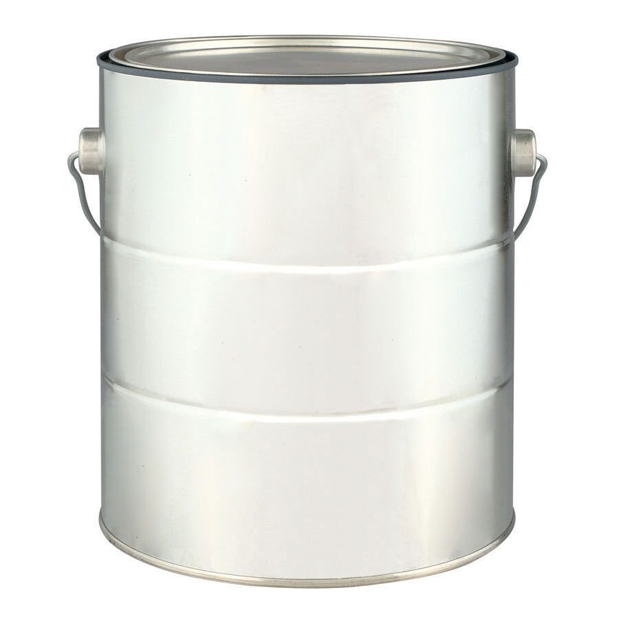 Empty gallon paint can with lid and handle new 4 empty for Buying paint at lowes