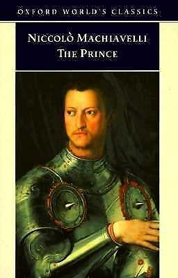 an analysis of the prince by nicolo machiavelli The prince has 195,514 ratings and the prince was written by niccolo' machiavelli in the machiavelli was demonstrating, through reasoned analysis based.