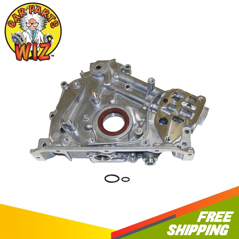 NEW Oil Pump Fits 03-10 Acura MDX RL Honda Accord Pilot 3
