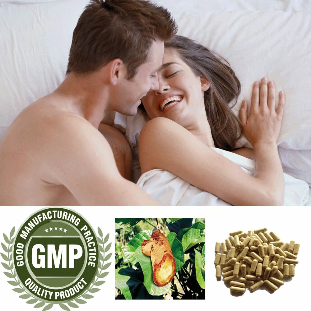 Natural male sexual enhancement