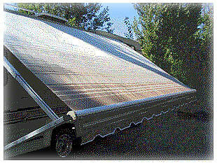 16' RV AWNING REPLACEMENT FABRIC KIT A&E Dometic Carefree ...
