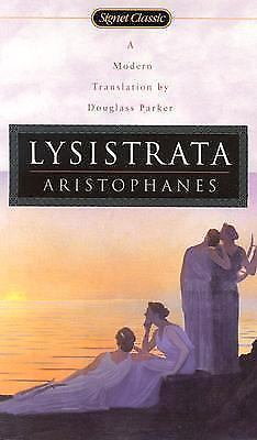 a report on lysistrata by aristophanes About cambridge core 'employing the strength of lysistrata, and aristophanes as in the ancient greek satirist aristophanes' play' a report in.