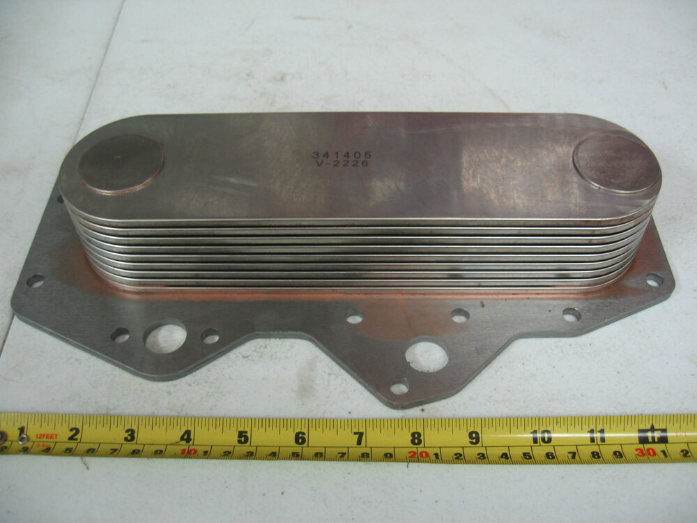 3406e cat engine oil cooler - Mth coin xp used for
