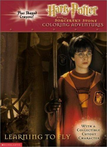 Harry Potter Book Lengths Pages : Harry potter and the sorcerer s stone coloring adventures