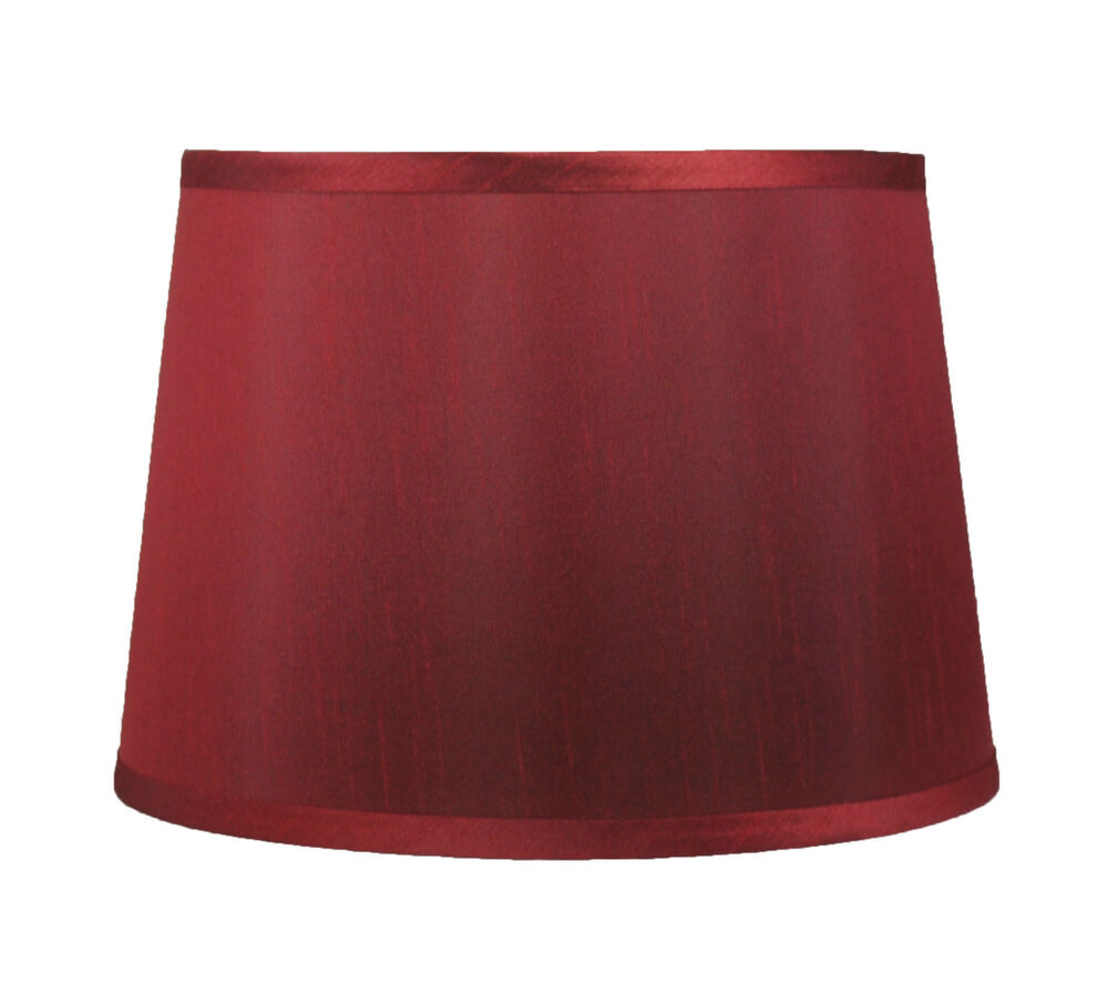 Urbanest French Drum Lamp Shade 14 Quot X16 Quot X11 Quot Faux Silk