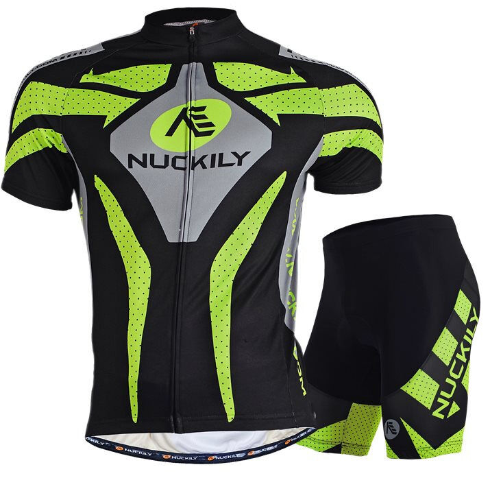 a432cbdb1 Details about Sports Men Cycling Wear Bike Short Sleeve Clothing Bicycle  Set Jersey Shorts