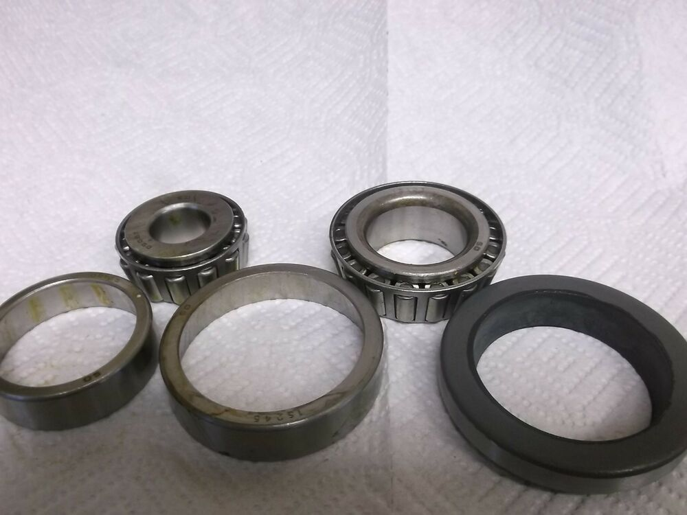 8n Ford Tractor Front Wheel Bearing : Cbpn b front wheel bearing kit ford