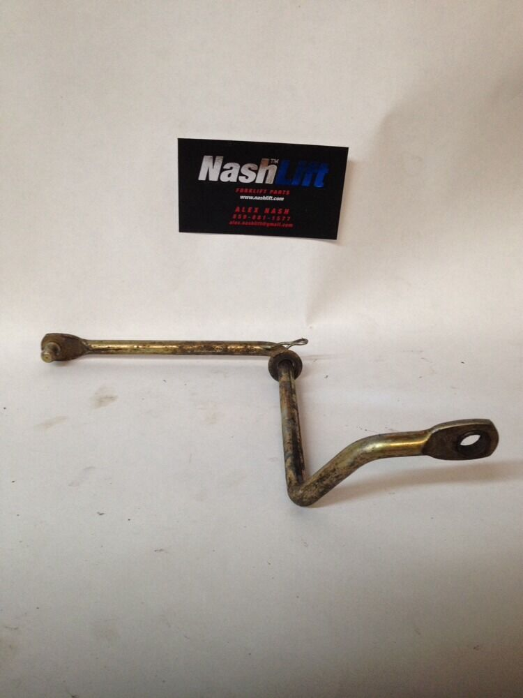A Lever Is A Fork : Clark forklift lever good used ebay