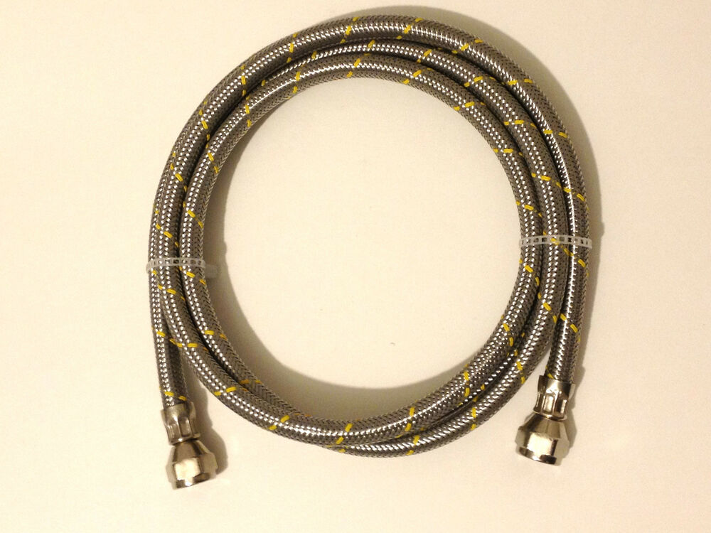 Stainless Steel Braided Natural Gas Hose