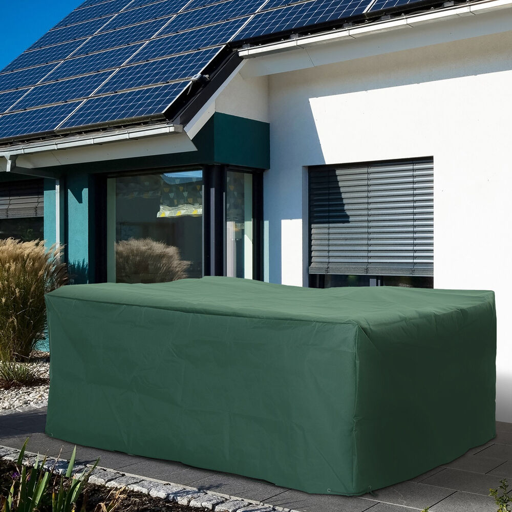 205x145x70cm uv rain protective cover for garden patio for Uv patio furniture covers