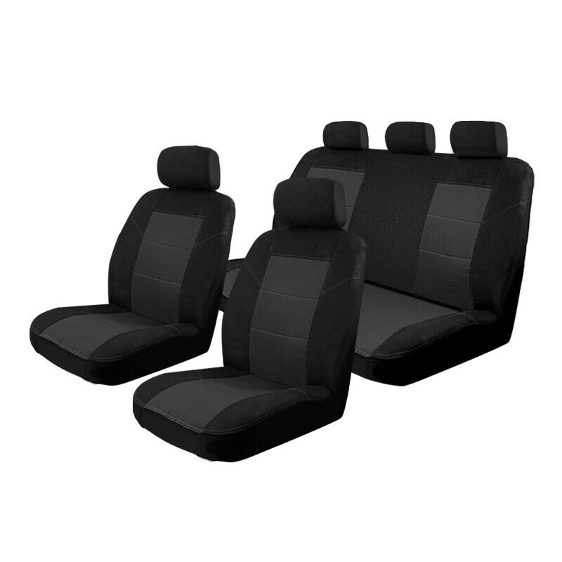 Car Seat Covers Toyota Hilux Dual Cab