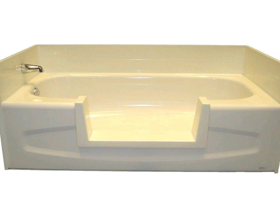 Walk In Bath Tub Shower Easy Step Through Insert DIY Conversion Senior Safety
