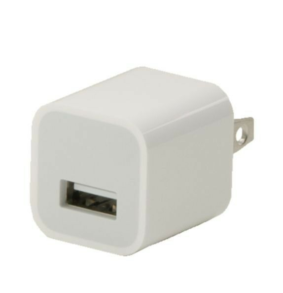 new oem authentic apple iphone 5w wall charger adapter. Black Bedroom Furniture Sets. Home Design Ideas