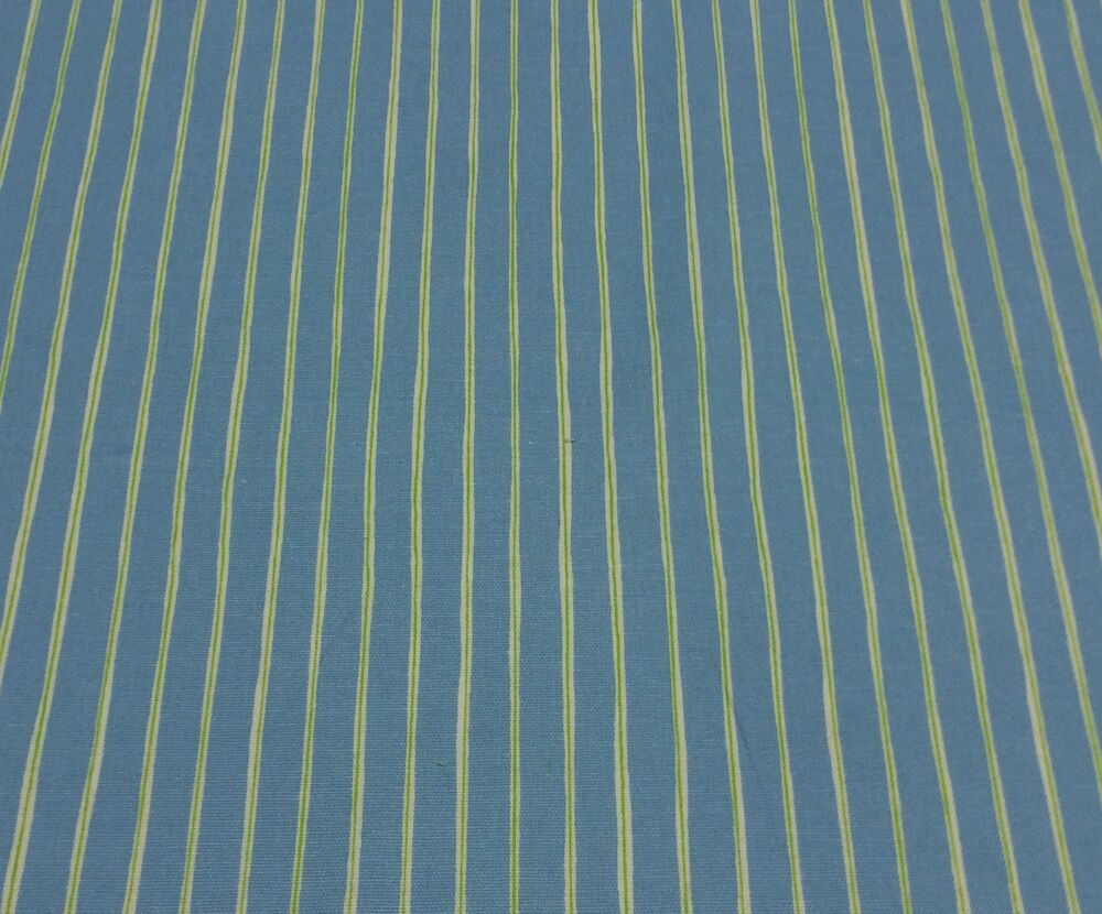"... SUNSHINE STRIPE UPHOLSTERY FURNITURE FABRIC BY THE YARD 54"" W 