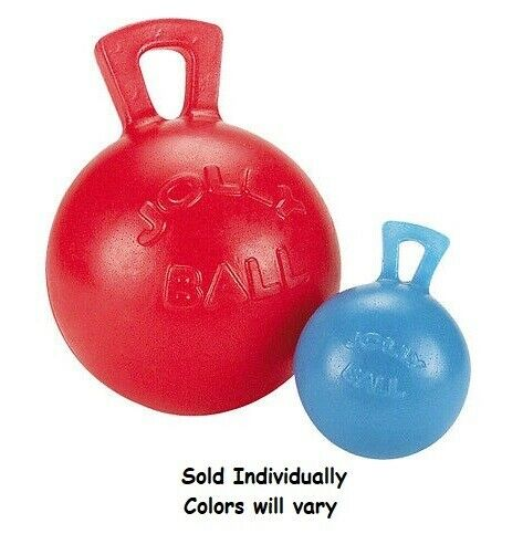 Toy Rubber Balls : Soft rubber dog toy tug n toss ball small quot fetch