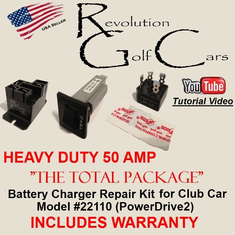 Hd Battery Charger Repair    Rebuild Kit    Powerdrive2