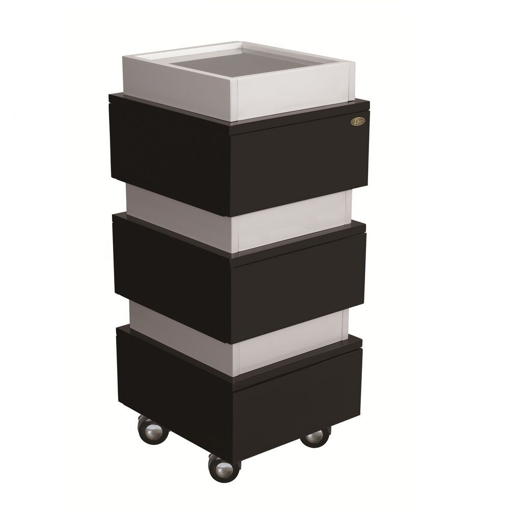 Salon trolley spa nail pedicure manicure clinic trolley for Salon trolley
