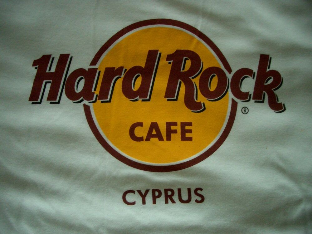 Classic White Tee Hard Rock Cafe