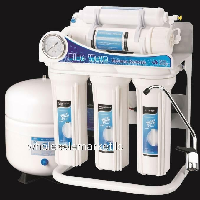 Reverse Osmosis Water Filter System Ro Home Purifier 5