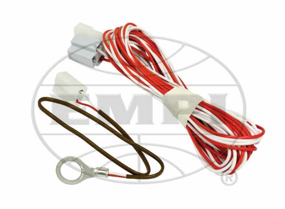 Vw Air Cooled Vdo Temp Sender 14mmfor 310901head Wire 16