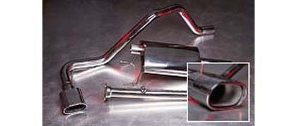 new oem 1999 2002 toyota 4runner trd dual cat back exhaust. Black Bedroom Furniture Sets. Home Design Ideas