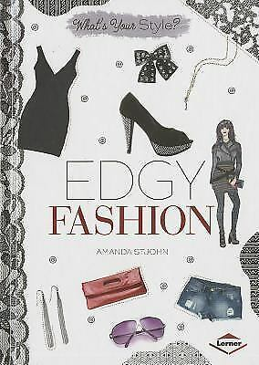 Edgy Fashion What 39 S Your Style 1467714682 Ebay