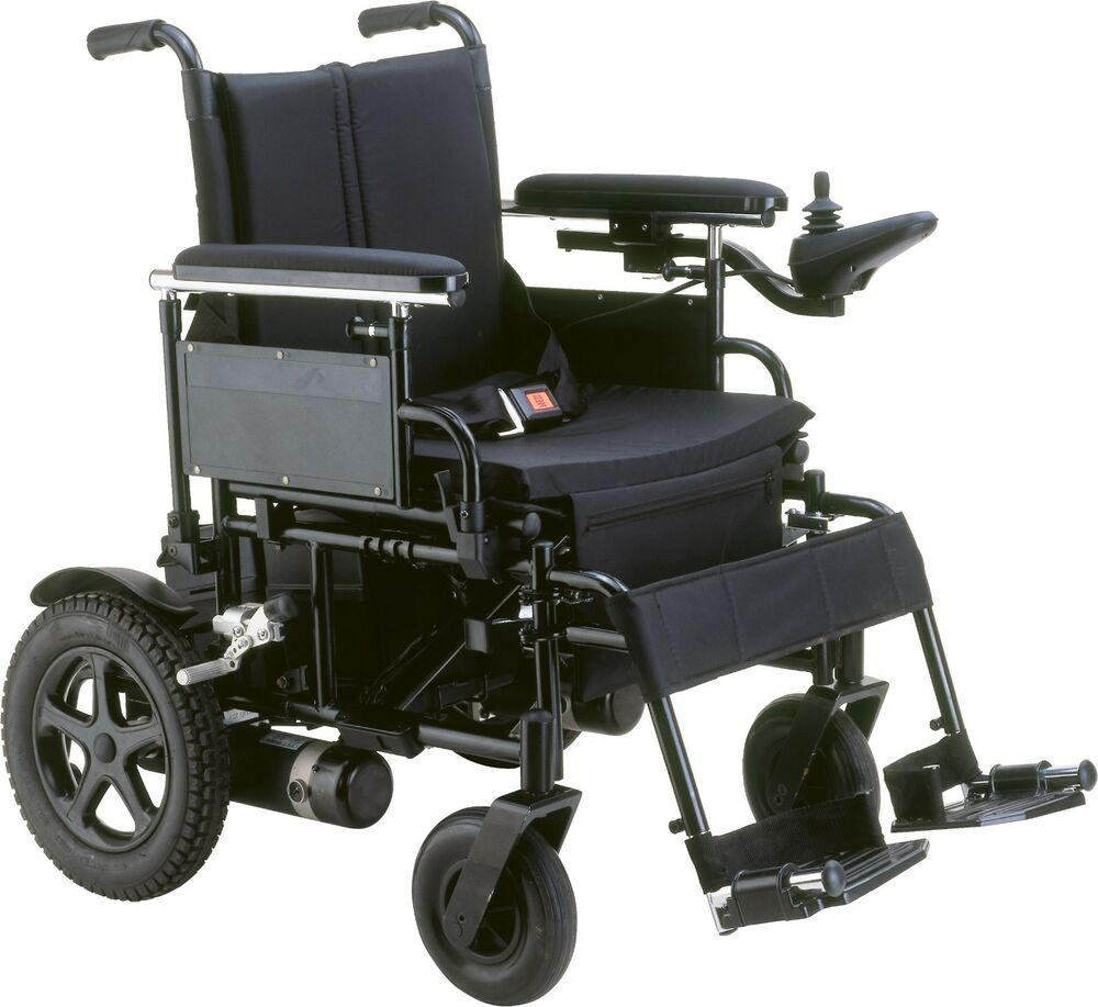 Folding Electric Wheelchair 20 Quot Wide Seat Cirrus Plus Ec