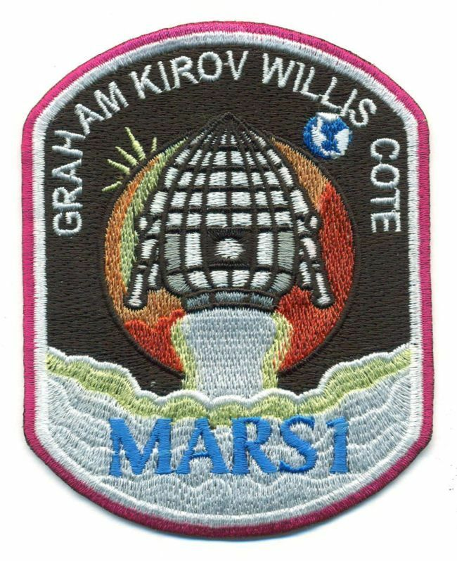 MISSION TO MARS MOVIE PATCH - MTM05 | eBay