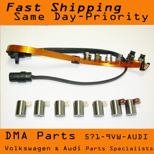 2001 Volkswagen Golf Transmission: VW MK4 MK3 01M G93 Transmission Wiring Harness Shift