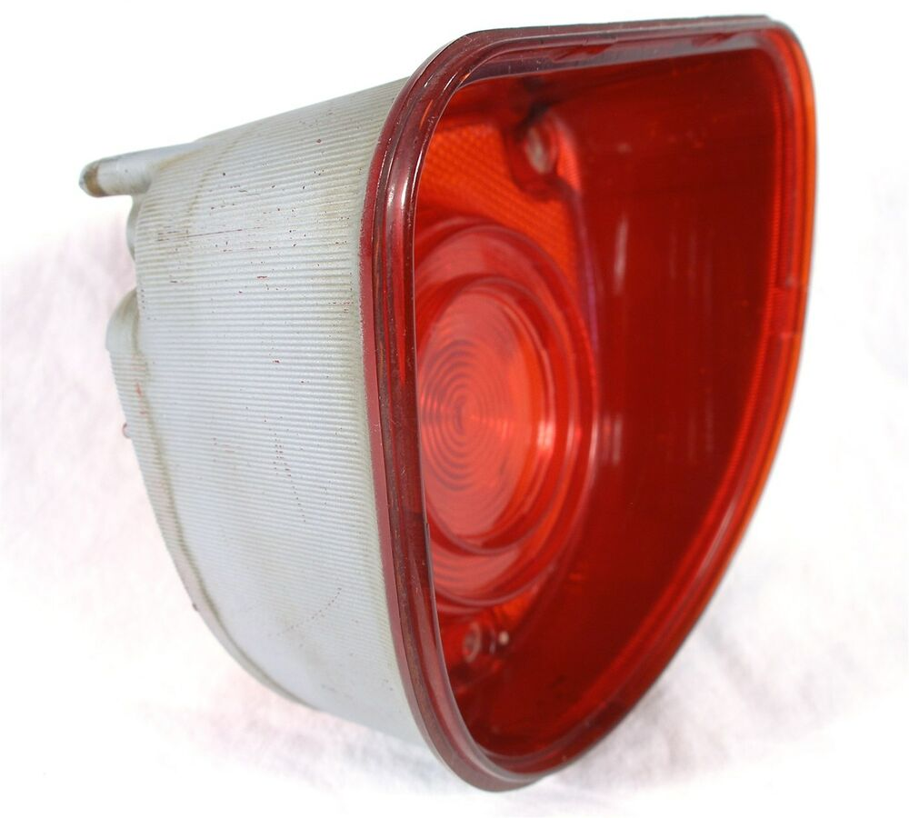 Newer Vehicle Tail Light Lenses : Chevrolet chevy impala biscayne automobile auto car