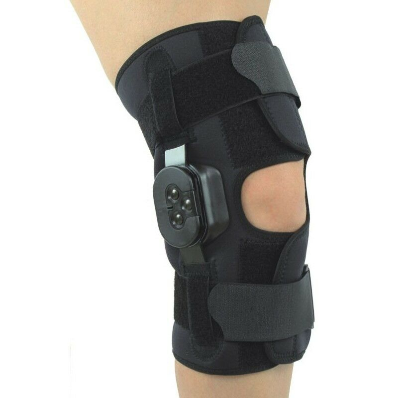 Hinged Knee Brace : Comfortland hinged knee brace ebay