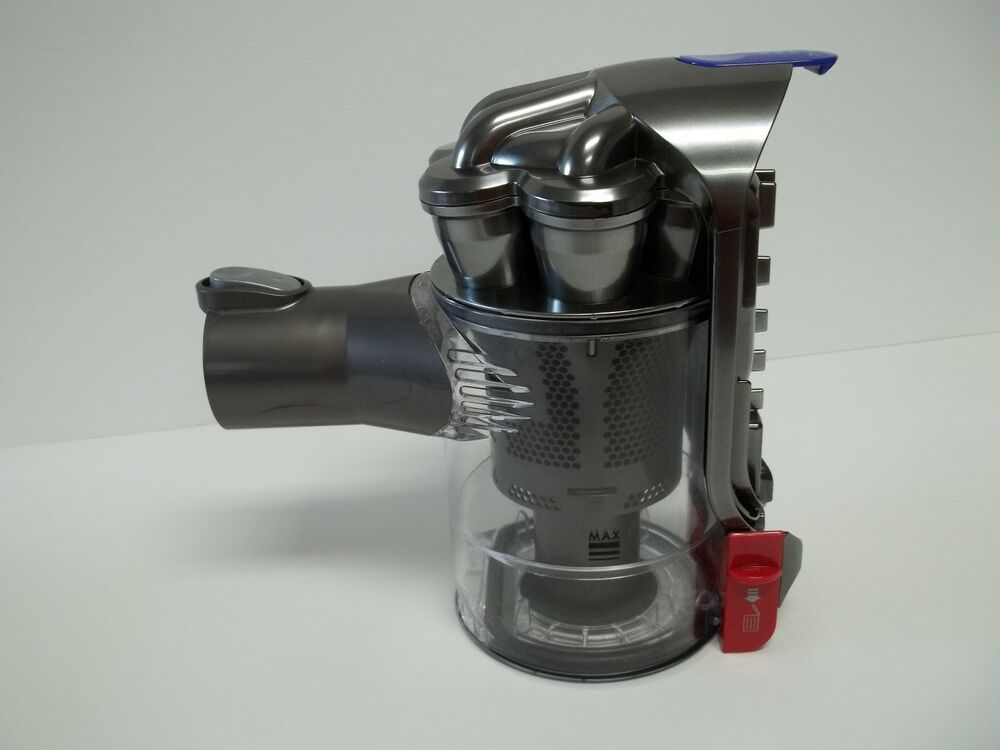 DYSON DC44 DC45 DC43H Vacuum Cyclone 924366-01 and Clear ...