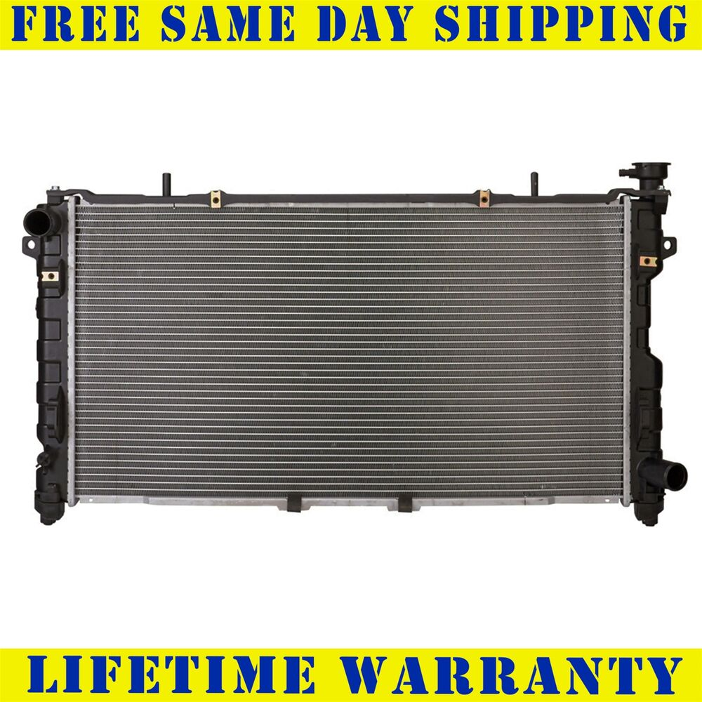 2770 NEW RADIATOR FOR CHRYSLER DODGE FITS TOWN AND COUNTRY