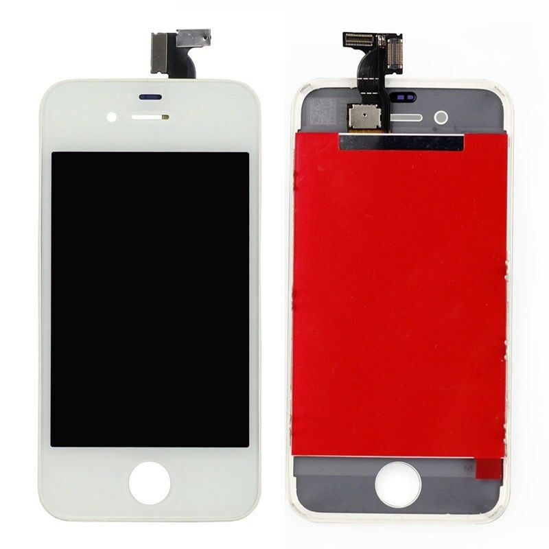 White iphone 4 cdma replacement lcd touch screen digitizer assembly