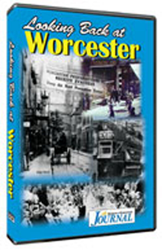 39 looking back at worcester 39 dvd produced with the. Black Bedroom Furniture Sets. Home Design Ideas