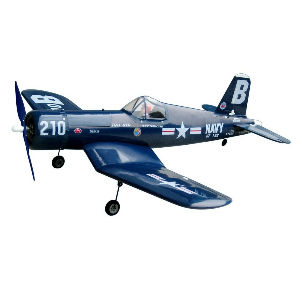 THE WORLD MODELS F4U CORSAIR EP - 48.6KB
