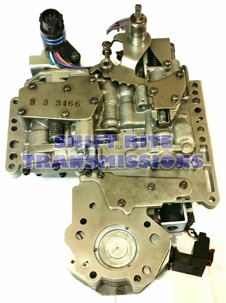 Gear Box Body : Re valve body new elect remanufactured dodge