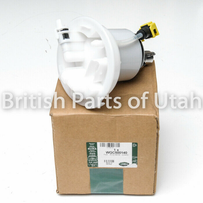 Genuine Oem Land Rover Range Rover Evoque Fuel Pump: Genuine Factory 2006~2009 Range Rover Supercharged Fuel
