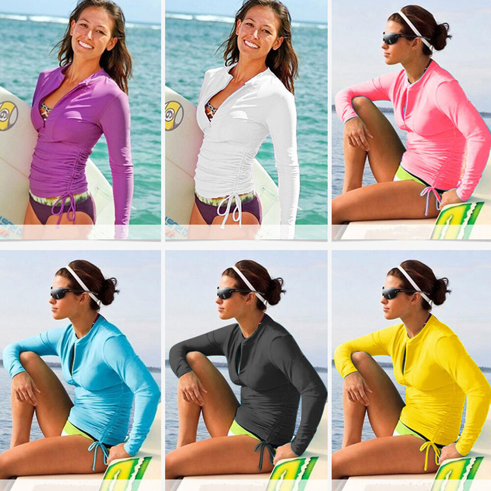 Surf clothing for women