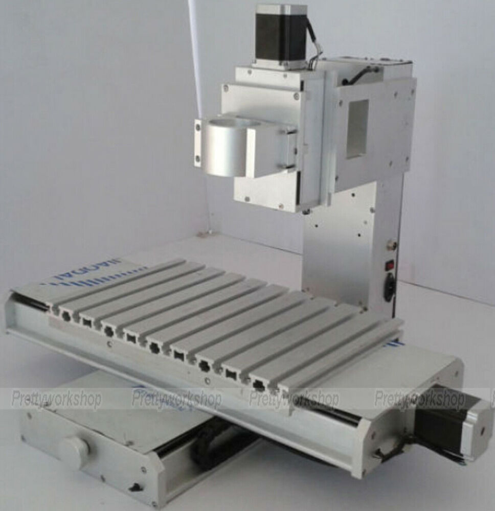 3 Axis Column Type Engraving Machine Supporting Frame Unit