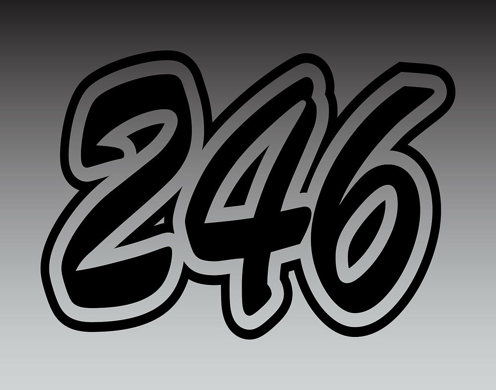 dirt bikes number 1 Dirt bike graphics kit - printed on durable thick and sticky18 mil laminated material allows for rider persona custom/personalized dirt bike number plate graphics upon successful purchase you will receive 3 number plate g $6900 dirt bike number graphics.