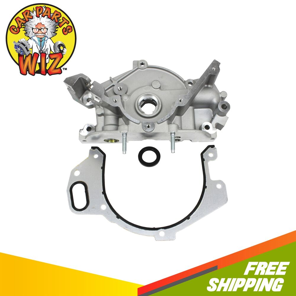 NEW Oil Pump Fits 05-06 Chrysler Pacifica 3.5L V6 SOHC 24v