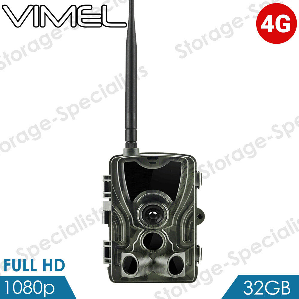Wireless Security Camera Trail 3g Gsm Mms Mobile Phone