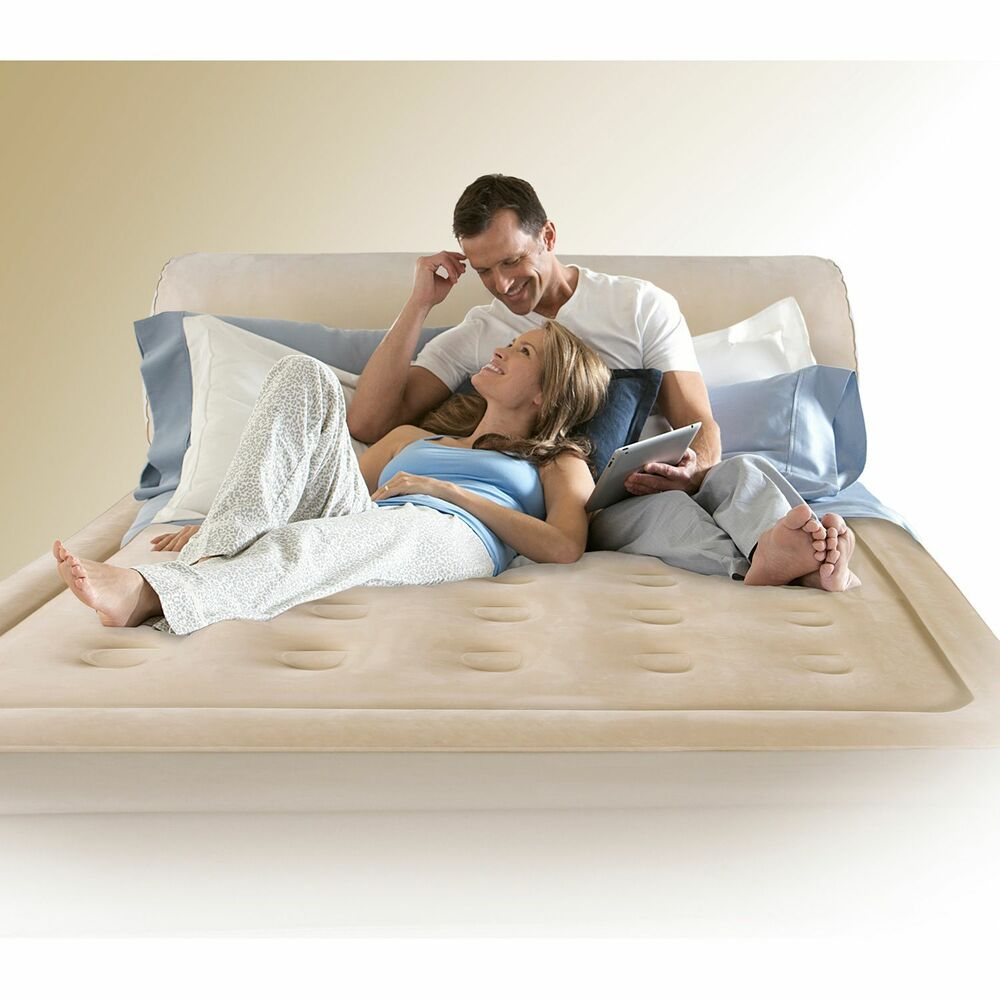 Serta Perfect Sleeper Air Bed Inflatable Queen Size