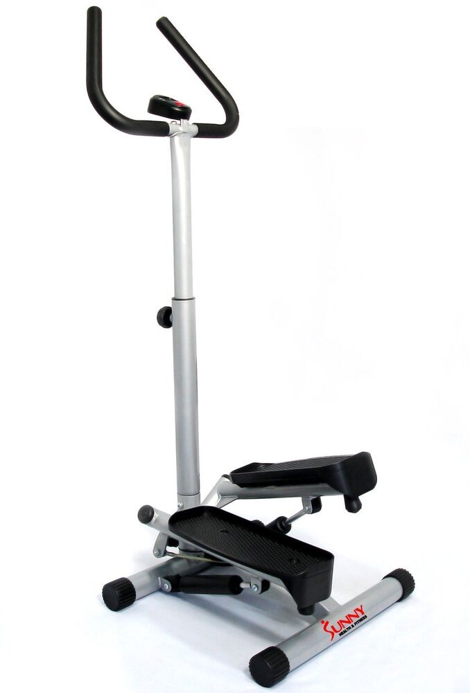 Step Workout: Twist Stepper Exercise Gym Stair Step Exerciser Workout