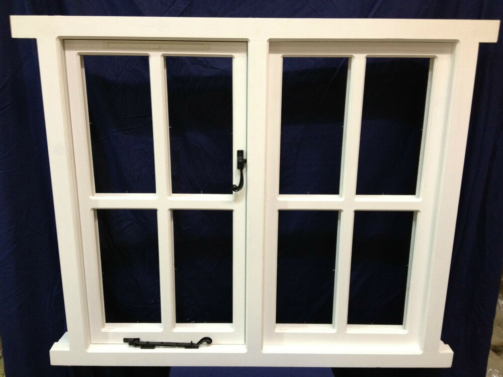 traditional timber wooden cottage style casement window. Black Bedroom Furniture Sets. Home Design Ideas