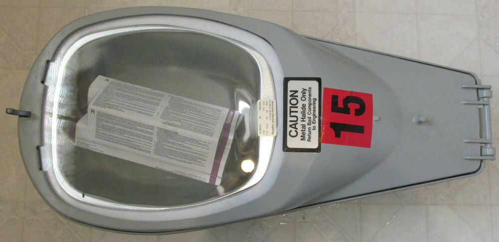 New Nos American Electric Lighting Roadway 115 Series